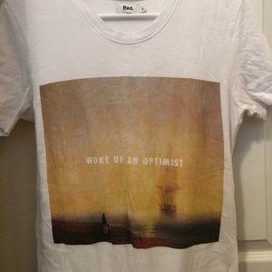 Rad.co Woke Up An Optimist T-Shirt
